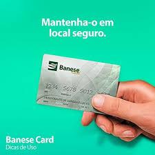 Como solicitar o cartão de crédito Banese Card