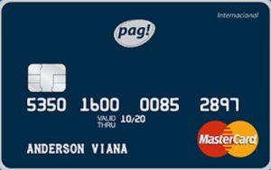 Cartão de crédito Meu Pag