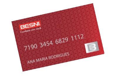 Solicitar cartão de crédito Besni