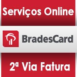 Segunda Via Fatura Bradescard Online Cartao De Credito Boleto