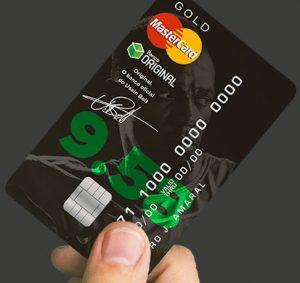 Como solicitar Cartão de Crédito banco Original